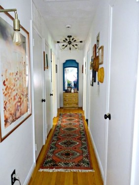 Perfect Bohemian Hallway Design Ideas To Inspire Today 07