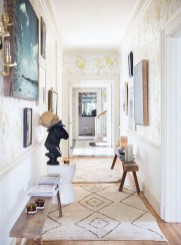 Perfect Bohemian Hallway Design Ideas To Inspire Today 11