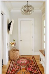 Perfect Bohemian Hallway Design Ideas To Inspire Today 14