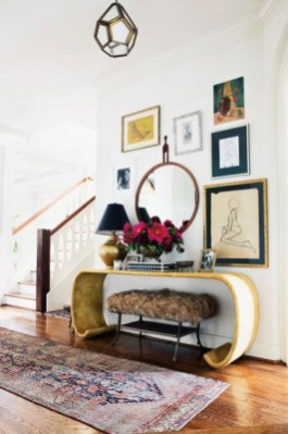 Perfect Bohemian Hallway Design Ideas To Inspire Today 15