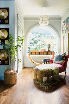 Perfect Bohemian Hallway Design Ideas To Inspire Today 27