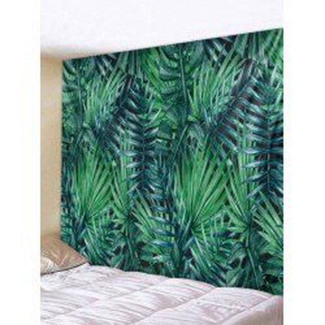Splendid Tropical Leaf Decor Ideas For Home Design 18
