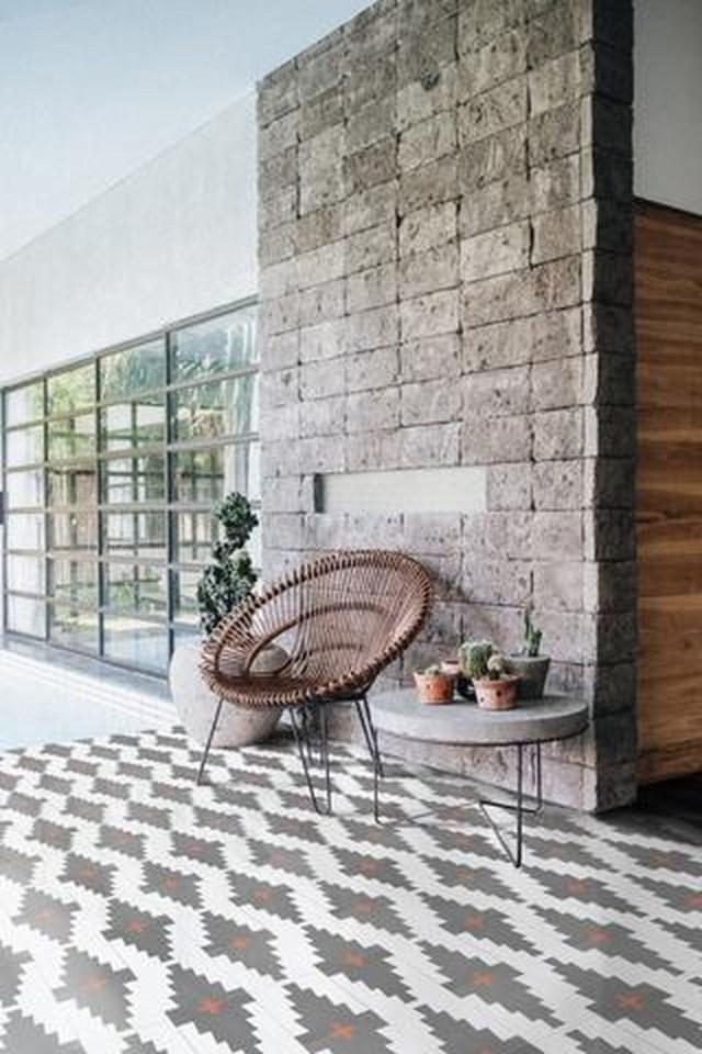 Vintage Pattern Interior Design Ideas To Try 04
