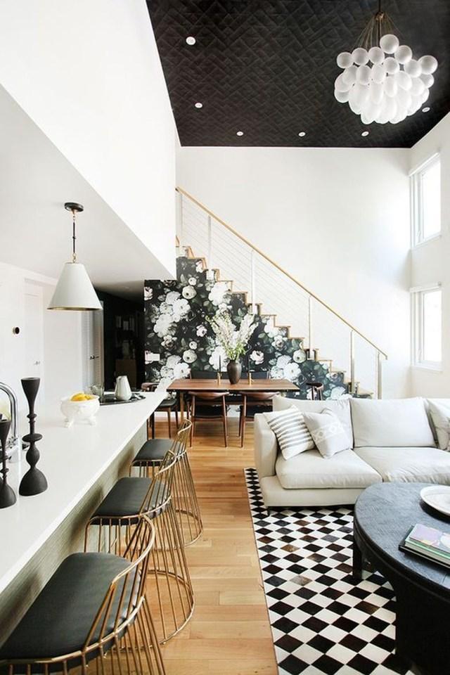 Vintage Pattern Interior Design Ideas To Try 06