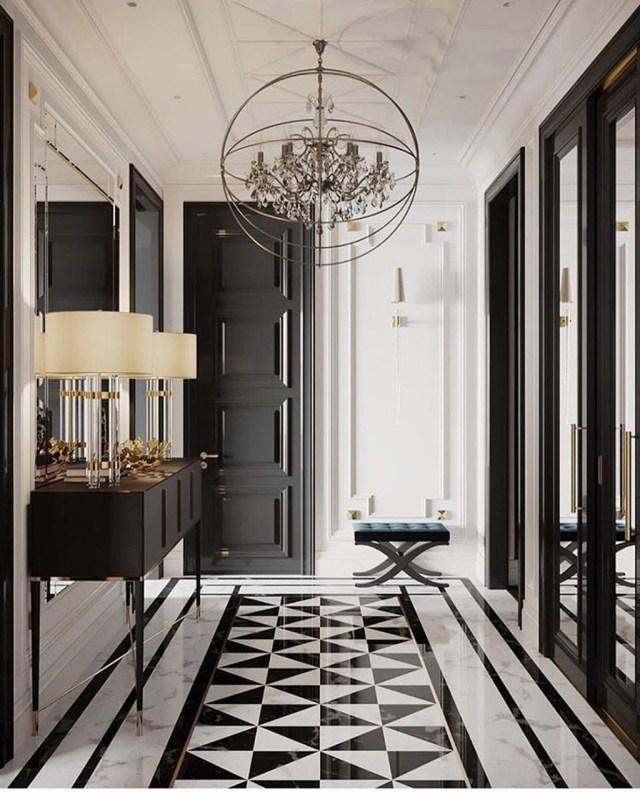 Vintage Pattern Interior Design Ideas To Try 08