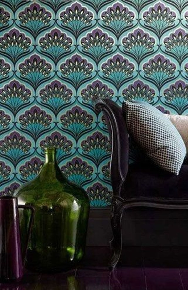 Vintage Pattern Interior Design Ideas To Try 10