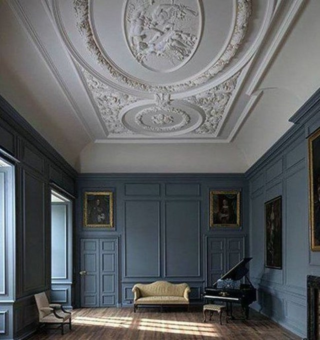 Vintage Pattern Interior Design Ideas To Try 21