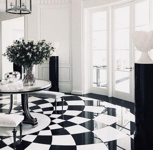 Vintage Pattern Interior Design Ideas To Try 23
