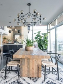 Adorable Fall Farmhouse Dining Room Decor Ideas 10