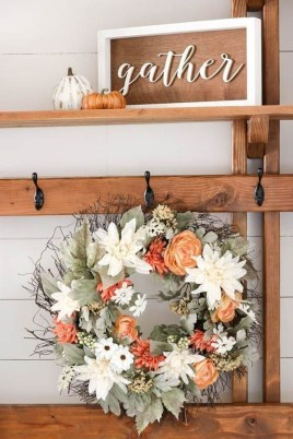Attractive Fall Decor Ideas For Your Apartment To Try This Year 09