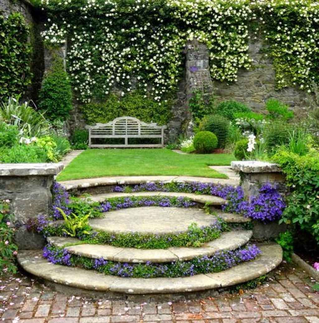 Beautiful Cottage Garden Ideas For Outdoor Space 08