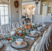 Dreamy Fall Home Tour Décor Ideas To Inspire You 03