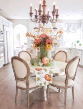 Dreamy Fall Home Tour Décor Ideas To Inspire You 11