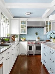 Gorgeous Blue And White Kitchen Design Ideas To Try 02