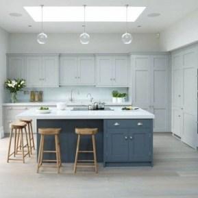 Gorgeous Blue And White Kitchen Design Ideas To Try 04