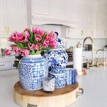 Gorgeous Blue And White Kitchen Design Ideas To Try 10