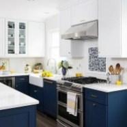 Gorgeous Blue And White Kitchen Design Ideas To Try 14
