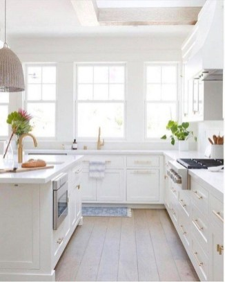 Gorgeous Blue And White Kitchen Design Ideas To Try 16