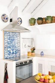 Gorgeous Blue And White Kitchen Design Ideas To Try 28
