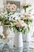 Luxury Floral French Style Ideas That Looks Cool 15