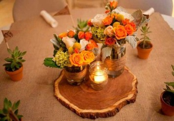Magnificient Fall Wedding Centerpieces Ideas To Copy Asap 17