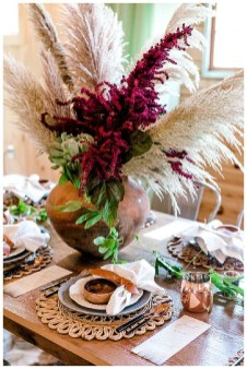 Magnificient Fall Wedding Centerpieces Ideas To Copy Asap 22