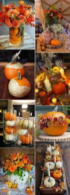 Magnificient Fall Wedding Centerpieces Ideas To Copy Asap 25