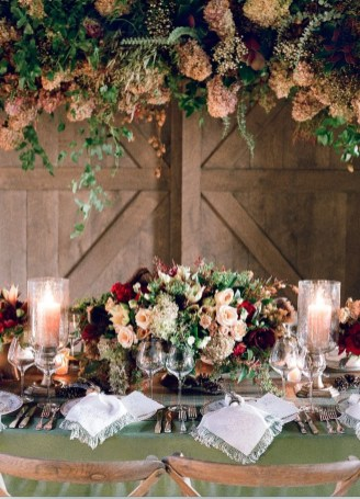 Magnificient Fall Wedding Centerpieces Ideas To Copy Asap 35