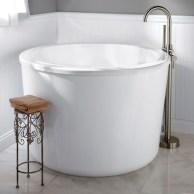 Marvelous Bathroom Design Ideas With Small Tubs 06
