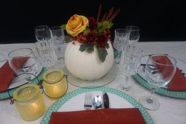 Rustic Diy Fall Centerpiece Ideas For Your Home Décor 14