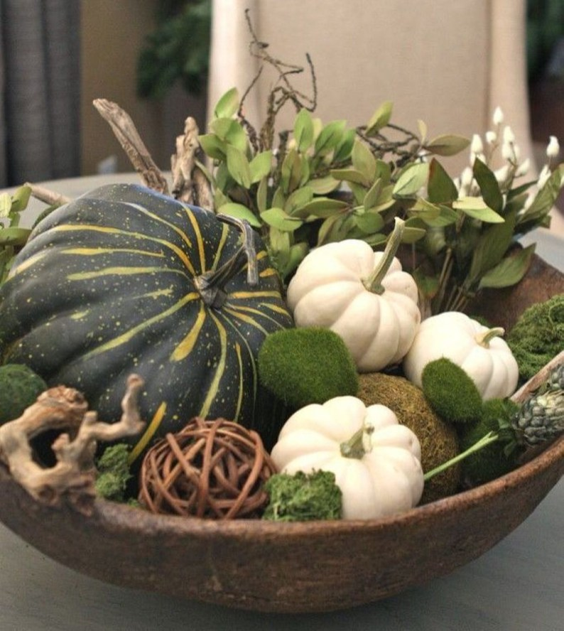 Rustic Diy Fall Centerpiece Ideas For Your Home Décor 16