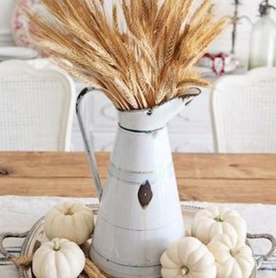 Rustic Diy Fall Centerpiece Ideas For Your Home Décor 20