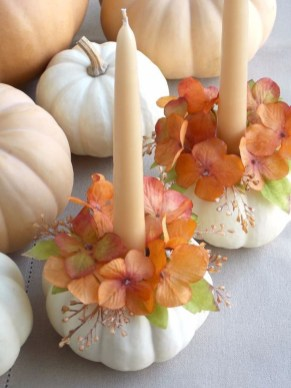 Rustic Diy Fall Centerpiece Ideas For Your Home Décor 35