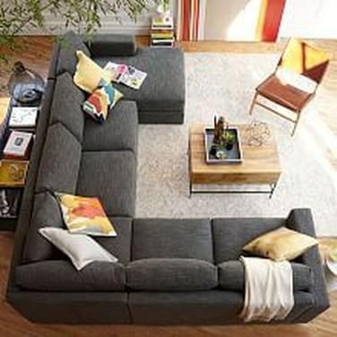 Unordinary Sofa Design Ideas For Living Room Design 36