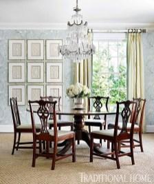 Unusual Traditional Dining Room Design Ideas That Looks Elegant 03