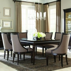 Unusual Traditional Dining Room Design Ideas That Looks Elegant 05