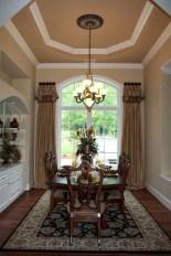Unusual Traditional Dining Room Design Ideas That Looks Elegant 16
