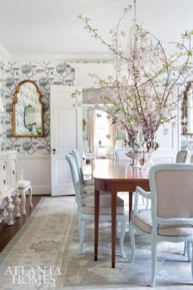 Unusual Traditional Dining Room Design Ideas That Looks Elegant 18