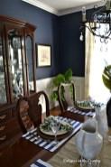 Unusual Traditional Dining Room Design Ideas That Looks Elegant 32