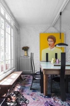 Unusual Traditional Dining Room Design Ideas That Looks Elegant 39
