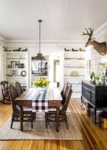 Unusual Traditional Dining Room Design Ideas That Looks Elegant 42