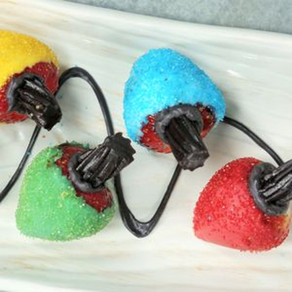 Adorable Diy Christmas Lights Cookies Ideas For Your Décor That Looks Cool21