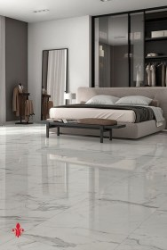 Affordable Marble Tiles Design Ideas In The Wooden Floor01