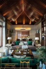 Amazing Home Interior Design Ideas With Resort Theme21