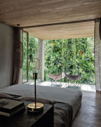 Amazing Home Interior Design Ideas With Resort Theme41