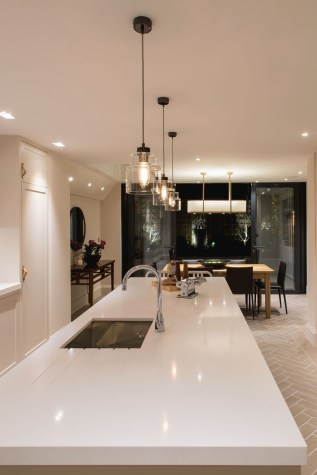 Amazing Scandinavian Kitchen Design Ideas With Island And Cabinets To Try26