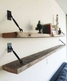 Awesome Diy Turnbuckle Shelf Ideas To Beautify Interior Decor02