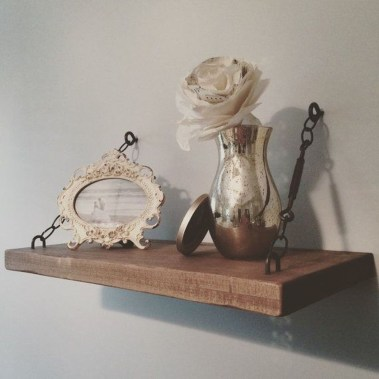 Awesome Diy Turnbuckle Shelf Ideas To Beautify Interior Decor21
