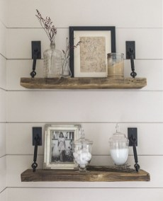 Awesome Diy Turnbuckle Shelf Ideas To Beautify Interior Decor26