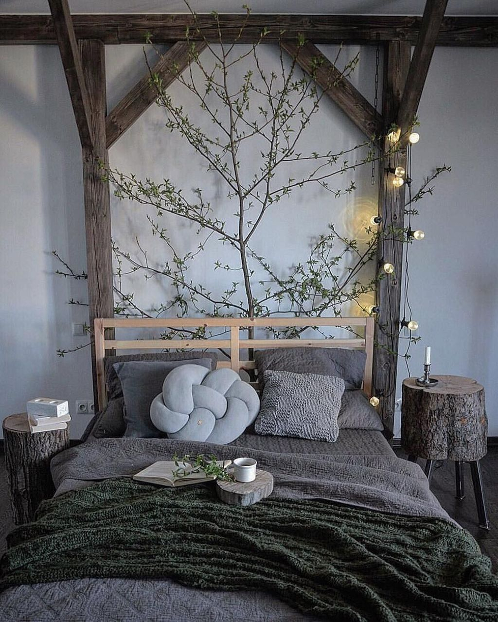 Best Witchy Apartment Bedroom Design To Try Asap07